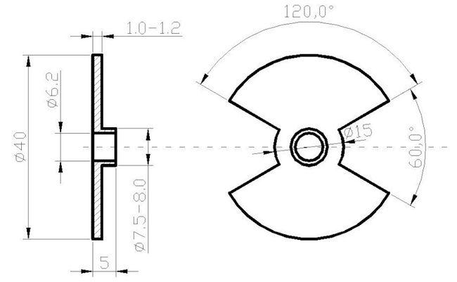 Как сделать модулятора иж юпитер 5
